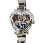 Mother - Heart Italian Charm Watch