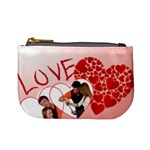 love - Mini Coin Purse