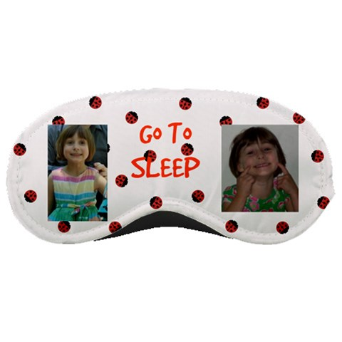 Jessica Sleeping Mask By Jackie Semon   Sleeping Mask   Ivrwrn9xtnd5   Www Artscow Com Front