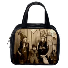 Look What I Created! By Stacey Sloboda   Classic Handbag (two Sides)   Pfkh4g4gs2sq   Www Artscow Com Back