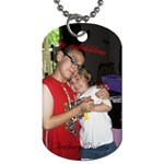 dogtag - Dog Tag (One Side)