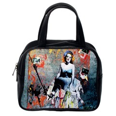 Selling Bags, Accessories And Art Again This Friday In Noda!  By Jessica   Classic Handbag (two Sides)   7znb4c2ty0va   Www Artscow Com Back