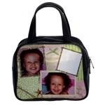 mmmm8 - Classic Handbag (Two Sides)
