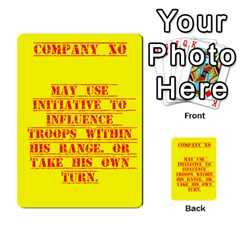 Arvn Cards By Brian Weathersby   Multi Purpose Cards (rectangle)   8ul8wpzunrbk   Www Artscow Com Back 8