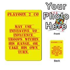 Arvn Cards By Brian Weathersby   Multi Purpose Cards (rectangle)   8ul8wpzunrbk   Www Artscow Com Back 10