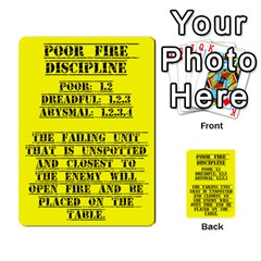 Arvn Cards By Brian Weathersby   Multi Purpose Cards (rectangle)   8ul8wpzunrbk   Www Artscow Com Back 14