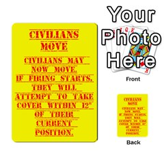 Arvn Cards By Brian Weathersby   Multi Purpose Cards (rectangle)   8ul8wpzunrbk   Www Artscow Com Back 2