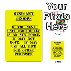 Arvn Cards By Brian Weathersby   Multi Purpose Cards (rectangle)   8ul8wpzunrbk   Www Artscow Com Back 16