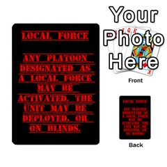 Arvn Cards By Brian Weathersby   Multi Purpose Cards (rectangle)   8ul8wpzunrbk   Www Artscow Com Back 17