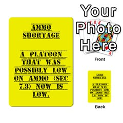 Arvn Cards By Brian Weathersby   Multi Purpose Cards (rectangle)   8ul8wpzunrbk   Www Artscow Com Back 25