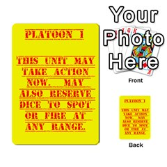 Arvn Cards By Brian Weathersby   Multi Purpose Cards (rectangle)   8ul8wpzunrbk   Www Artscow Com Back 3
