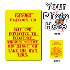 Arvn Cards By Brian Weathersby   Multi Purpose Cards (rectangle)   8ul8wpzunrbk   Www Artscow Com Back 32