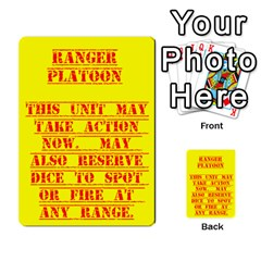 Arvn Cards By Brian Weathersby   Multi Purpose Cards (rectangle)   8ul8wpzunrbk   Www Artscow Com Back 34