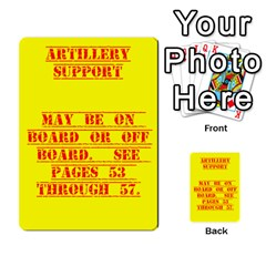 Arvn Cards By Brian Weathersby   Multi Purpose Cards (rectangle)   8ul8wpzunrbk   Www Artscow Com Back 36