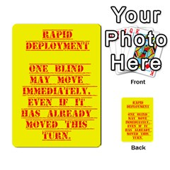 Arvn Cards By Brian Weathersby   Multi Purpose Cards (rectangle)   8ul8wpzunrbk   Www Artscow Com Back 39
