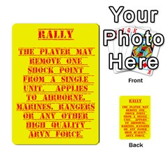 Arvn Cards By Brian Weathersby   Multi Purpose Cards (rectangle)   8ul8wpzunrbk   Www Artscow Com Back 41