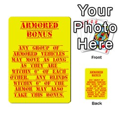 Arvn Cards By Brian Weathersby   Multi Purpose Cards (rectangle)   8ul8wpzunrbk   Www Artscow Com Back 42