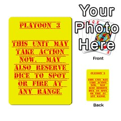 Arvn Cards By Brian Weathersby   Multi Purpose Cards (rectangle)   8ul8wpzunrbk   Www Artscow Com Back 5