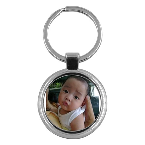 Key Chain By Aileen   Key Chain (round)   Rucpjuoxjwnt   Www Artscow Com Front