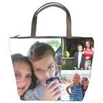 purse - Bucket Bag