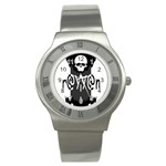 watch - Stainless Steel Watch