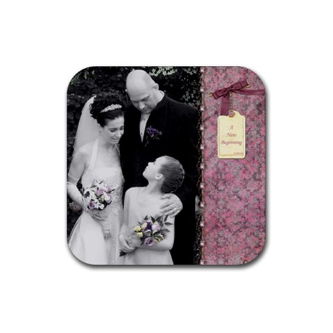 By Cate Sforza   Rubber Coaster (square)   Svtfvlg12tvu   Www Artscow Com Front
