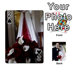Cards Done By Nancy   Playing Cards 54 Designs   Slhlvyjmmjcp   Www Artscow Com Front - Spade2