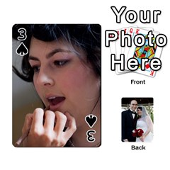 Cards Done By Nancy   Playing Cards 54 Designs   Slhlvyjmmjcp   Www Artscow Com Front - Spade3