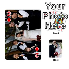 Cards Done By Nancy   Playing Cards 54 Designs   Slhlvyjmmjcp   Www Artscow Com Front - Diamond2
