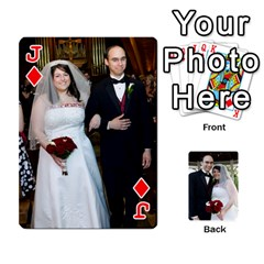 Jack Cards Done By Nancy   Playing Cards 54 Designs   Slhlvyjmmjcp   Www Artscow Com Front - DiamondJ