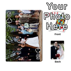 Cards Done By Nancy   Playing Cards 54 Designs   Slhlvyjmmjcp   Www Artscow Com Front - Club5