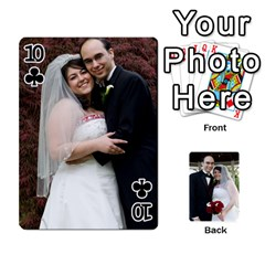 Cards Done By Nancy   Playing Cards 54 Designs   Slhlvyjmmjcp   Www Artscow Com Front - Club10