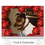 Kim Calendar - Wall Calendar 11  x 8.5  (18 Months)