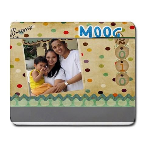 Large Mousepad By Aileen   Large Mousepad   Yevxkn4qld4y   Www Artscow Com Front