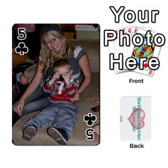 Momomom By Amberle Williams   Playing Cards 54 Designs   1r64z4aa9un2   Www Artscow Com Front - Club5
