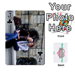 Jack Momomom By Amberle Williams   Playing Cards 54 Designs   1r64z4aa9un2   Www Artscow Com Front - ClubJ