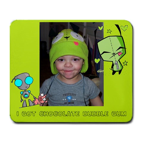 Gir By Beckie   Large Mousepad   P4cr0vzo6rpy   Www Artscow Com Front