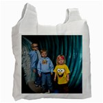 Reuseable shopping bags <3 - Recycle Bag (One Side)