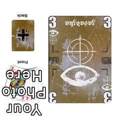 Oow2 Axis Deck By Bogus?aw   Playing Cards 54 Designs   Yj3pr25cp5jx   Www Artscow Com Front - Heart7