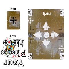 Oow2 Axis Deck By Bogus?aw   Playing Cards 54 Designs   Yj3pr25cp5jx   Www Artscow Com Front - Diamond6