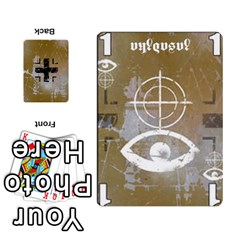 Ace Oow2 Axis Deck By Bogus?aw   Playing Cards 54 Designs   Yj3pr25cp5jx   Www Artscow Com Front - ClubA