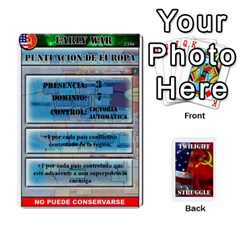 Twilight Struggle 1 By Doom18   Playing Cards 54 Designs   Yvs3nc4b7ul5   Www Artscow Com Front - Spade3