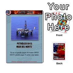 Twilight Struggle 2 By Doom18   Playing Cards 54 Designs   0g49j2vgz1xd   Www Artscow Com Front - Diamond7