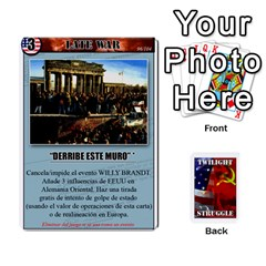 Twilight Struggle 2 By Doom18   Playing Cards 54 Designs   0g49j2vgz1xd   Www Artscow Com Front - Club4