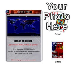 Twilight Struggle 2 By Doom18   Playing Cards 54 Designs   0g49j2vgz1xd   Www Artscow Com Front - Club8
