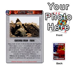 Twilight Struggle 2 By Doom18   Playing Cards 54 Designs   0g49j2vgz1xd   Www Artscow Com Front - Club10