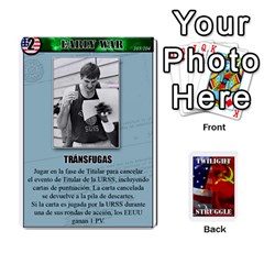 Jack Twilight Struggle 2 By Doom18   Playing Cards 54 Designs   0g49j2vgz1xd   Www Artscow Com Front - ClubJ