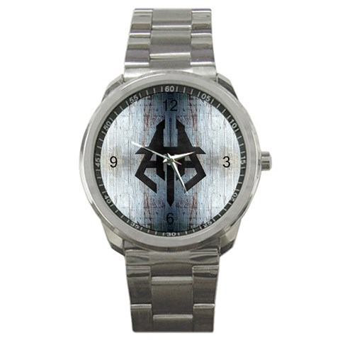 Metal On Metal By Rob Stangle   Sport Metal Watch   Ma6tef28p7gf   Www Artscow Com Front
