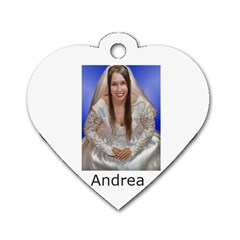 Junior By Andrea   Dog Tag Heart (two Sides)   Z52jdur4hkk6   Www Artscow Com Back