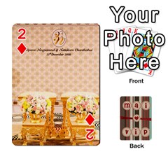 Playcard By Vipavee Ningsanond   Playing Cards 54 Designs   C99f5riwpv9h   Www Artscow Com Front - Diamond2